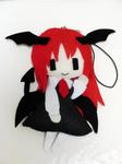 小悪魔ストラップ人形